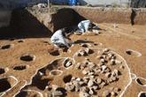 埋蔵文化財遺跡調査